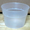 Natural Plastic Pot 4""