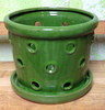 "C-LOTUS-46 GREEN 7"" X 6"" HIGH"